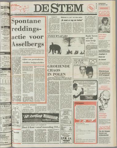 de Stem 1981-01-29
