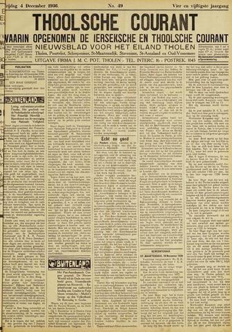 Ierseksche en Thoolsche Courant 1936-12-04