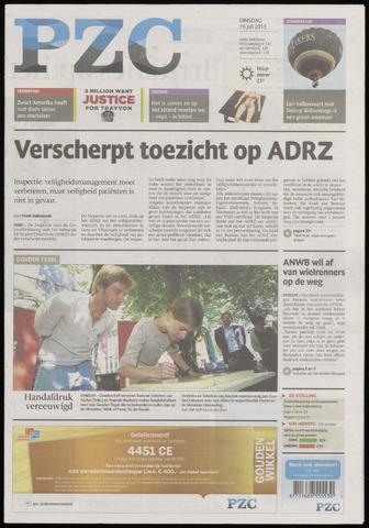 Provinciale Zeeuwse Courant 2013-07-16