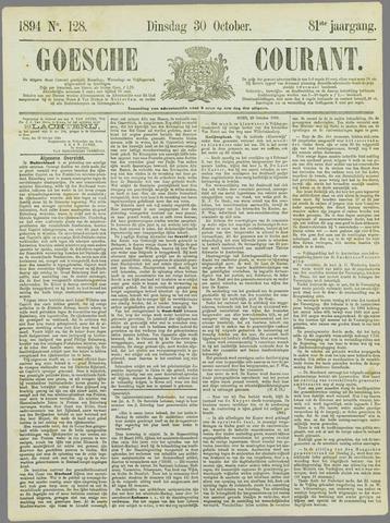 Goessche Courant 1894-10-30
