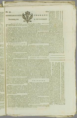 Middelburgsche Courant 1810-03-29