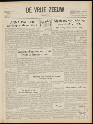 de Vrije Zeeuw 1952-07-07