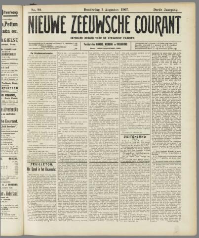Nieuwe Zeeuwsche Courant 1907-08-01