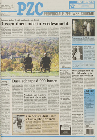 Provinciale Zeeuwse Courant 1995-10-24