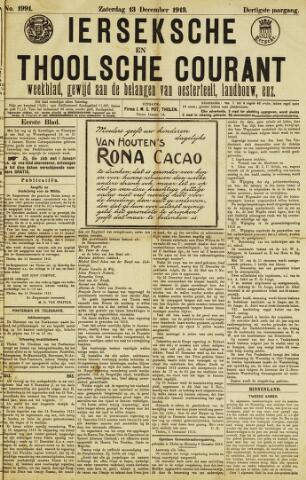 Ierseksche en Thoolsche Courant 1913-12-13