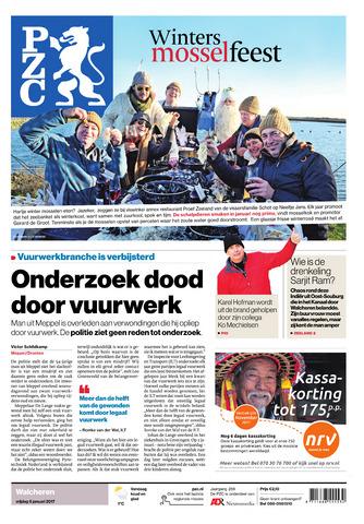 Provinciale Zeeuwse Courant 2017-01-06