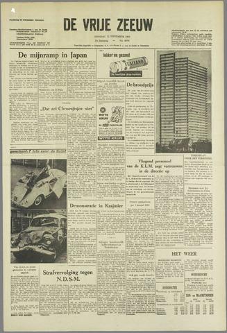 de Vrije Zeeuw 1963-11-12