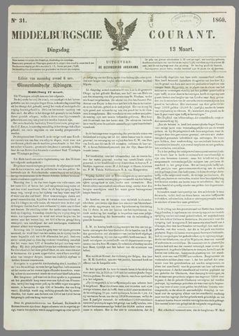 Middelburgsche Courant 1860-03-13