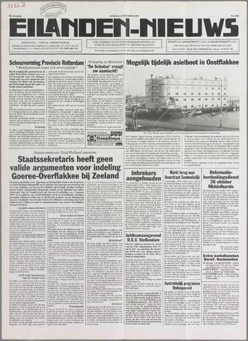 Eilanden-nieuws. Christelijk streekblad op gereformeerde grondslag 1995-10-24