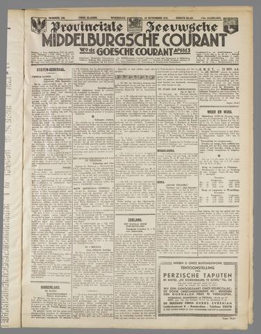 Middelburgsche Courant 1933-11-15