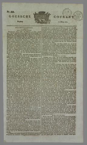 Goessche Courant 1833-07-12