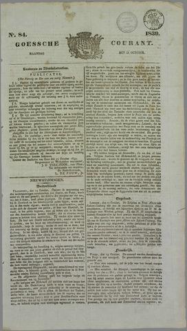 Goessche Courant 1839-10-21