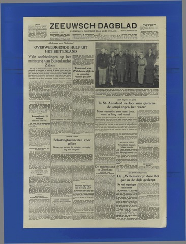 Zeeuwsch Dagblad 1953-02-20