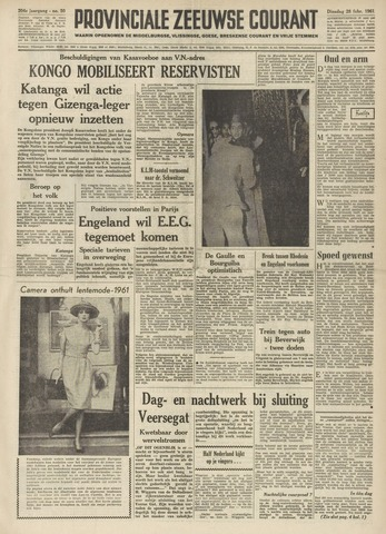 Provinciale Zeeuwse Courant 1961-02-28