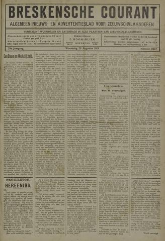 Breskensche Courant 1919-08-20