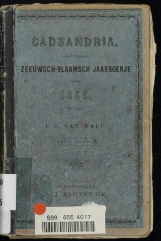 Cadsandria 1855-01-01