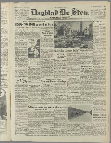 de Stem 1950-06-27