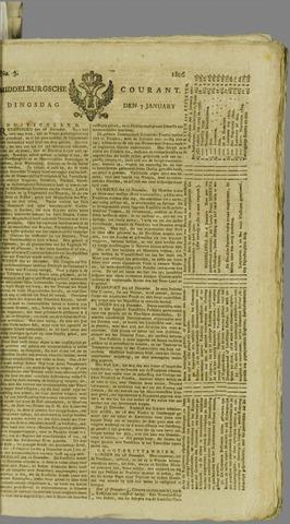 Middelburgsche Courant 1806-01-07