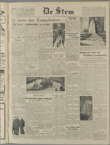 de Stem 1947-11-21