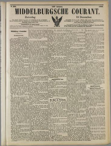 Middelburgsche Courant 1903-12-12
