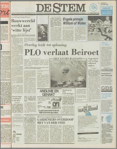 de Stem 1982-06-29