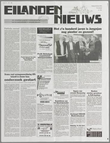 Eilanden-nieuws. Christelijk streekblad op gereformeerde grondslag 2004-02-20