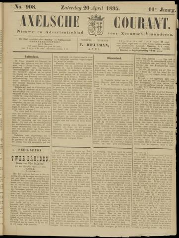 Axelsche Courant 1895-04-20