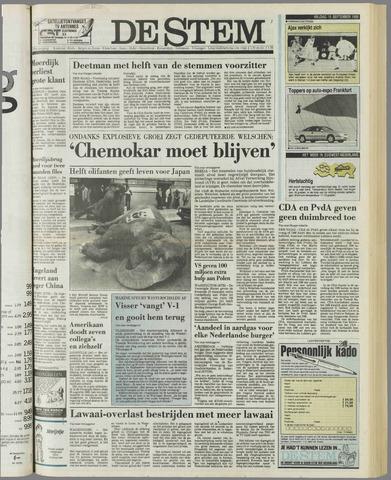 de Stem 1989-09-15