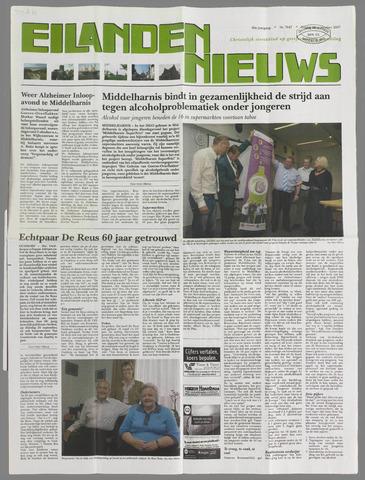 Eilanden-nieuws. Christelijk streekblad op gereformeerde grondslag 2007-09-28