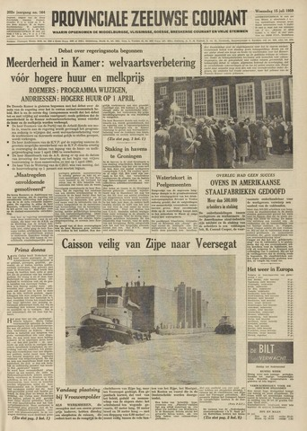 Provinciale Zeeuwse Courant 1959-07-15