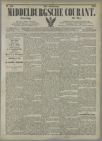 Middelburgsche Courant 1891-05-23
