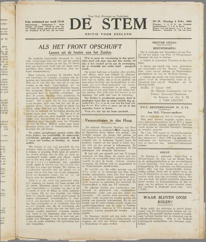 de Stem 1945-02-06