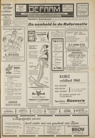 de Faam en de Faam/de Vlissinger 1960-06-17