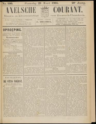 Axelsche Courant 1905-03-29