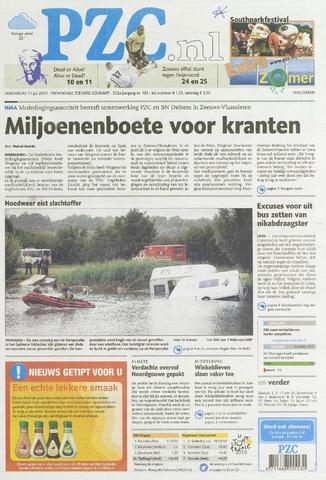 Provinciale Zeeuwse Courant 2010-07-15