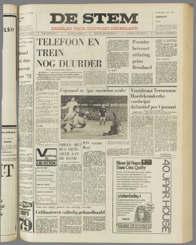 de Stem 1971-11-04