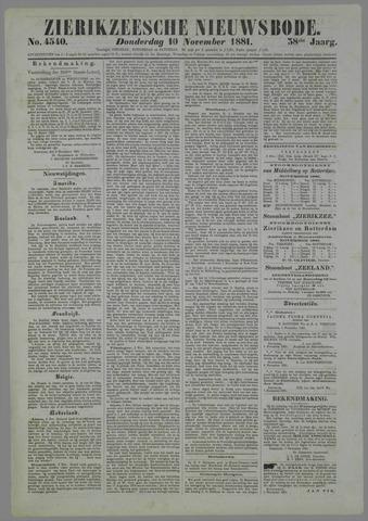 Zierikzeesche Nieuwsbode 1881-11-10