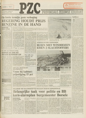 Provinciale Zeeuwse Courant 1974-01-12