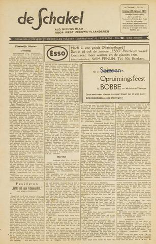 De Schakel 1961-01-20