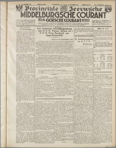 Middelburgsche Courant 1936-10-29