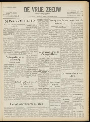 de Vrije Zeeuw 1953-09-26