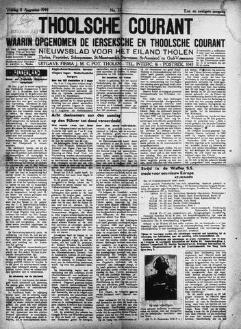 Ierseksche en Thoolsche Courant 1944-08-11