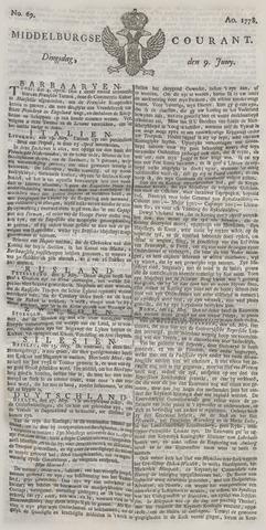 Middelburgsche Courant 1778-06-09