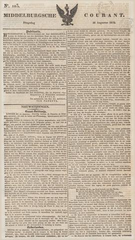 Middelburgsche Courant 1832-08-28