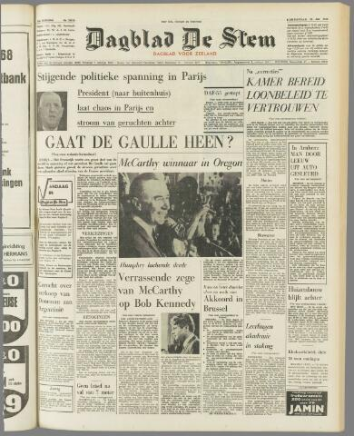 de Stem 1968-05-30