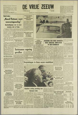 de Vrije Zeeuw 1969-02-14