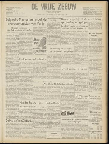 de Vrije Zeeuw 1955-01-14