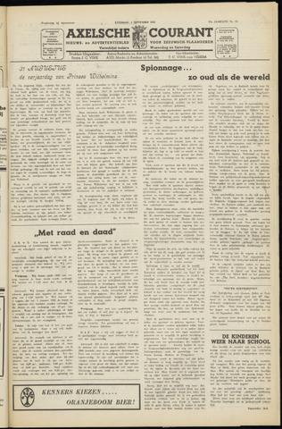 Axelsche Courant 1951-09-01