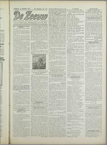 De Zeeuw. Christelijk-historisch nieuwsblad voor Zeeland 1943-03-12