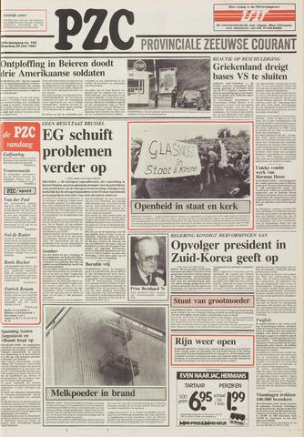 Provinciale Zeeuwse Courant 1987-06-29